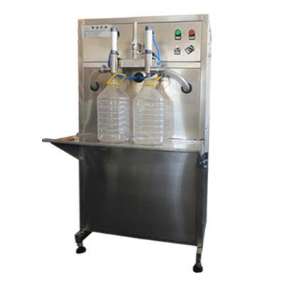 桶装定量食用油灌装机