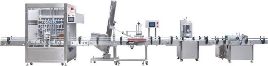 全自動醬料灌裝生產線