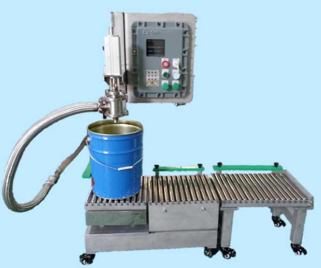 河池液体灌装机