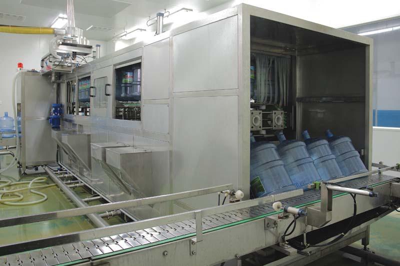 宁夏上海桶装水灌装机
