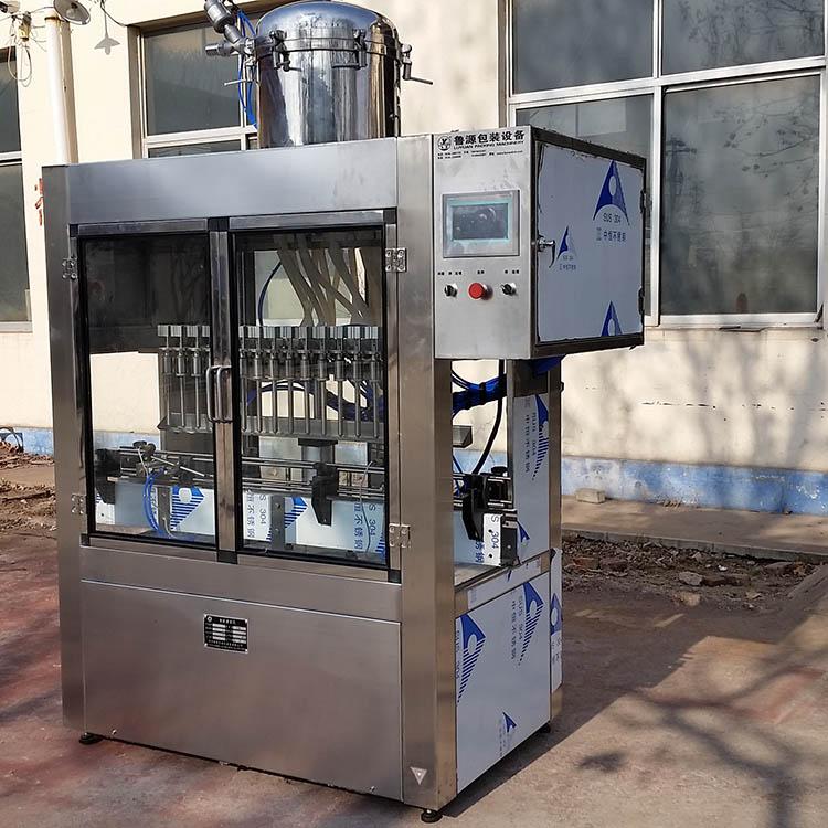 酒水灌装机