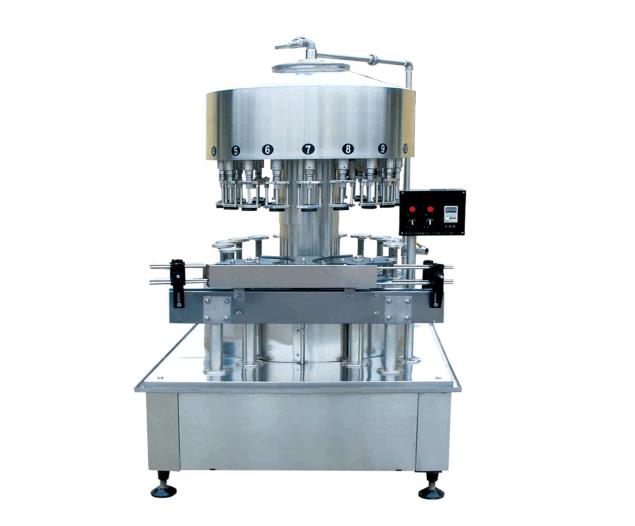 GDCP-24型全自动旋转式等液位负压灌装机