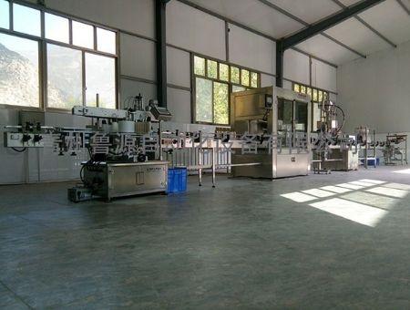 浅析灌装生产线的工作流程
