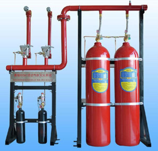 兰州IG541混合气体灭火设备