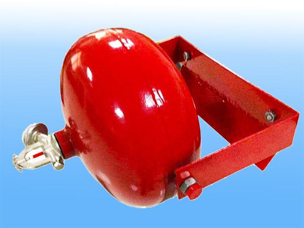 贮压式超细干粉灭火设备