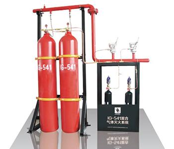 甘肃IG541混合气体灭火设备