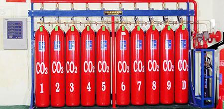 兰州二氧化碳气体灭火装置