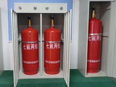 兰州气体灭火系统控制方式