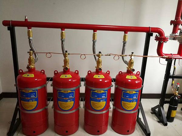 兰州气体灭火是什么