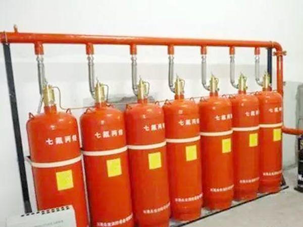 兰州气体灭火系统
