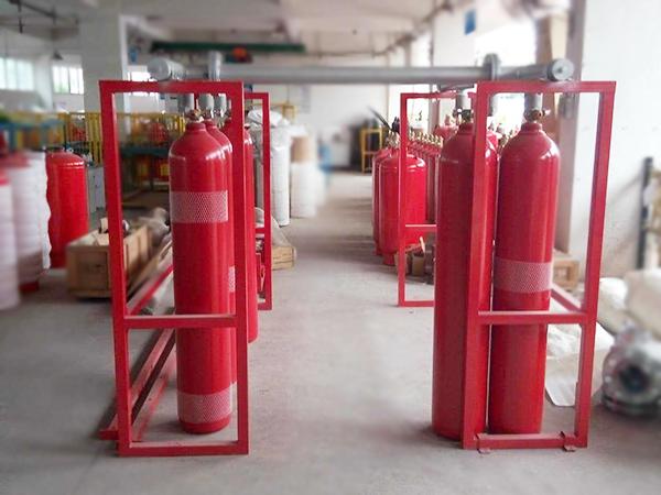 气体灭火系统安装流程介绍
