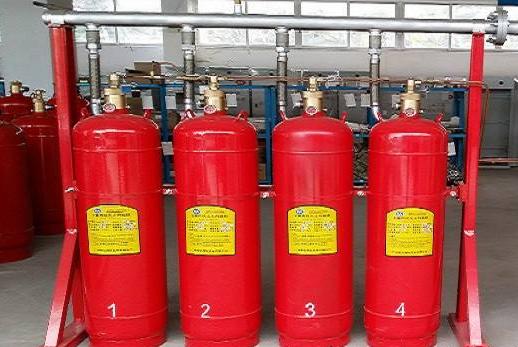 七氟丙烷灭火系统月度维修检查