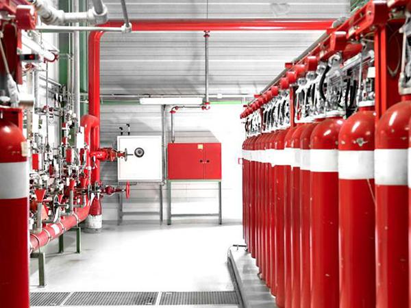 兰州实验室气体灭火系统