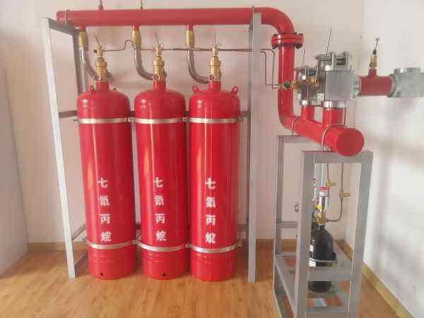 兰州消防气体灭火装置