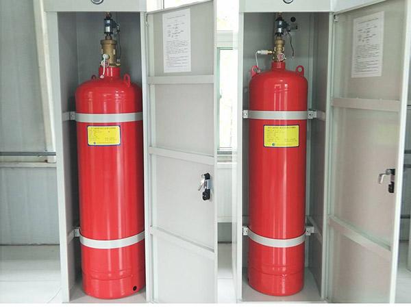 兰州柜式七氟丙烷灭火装置