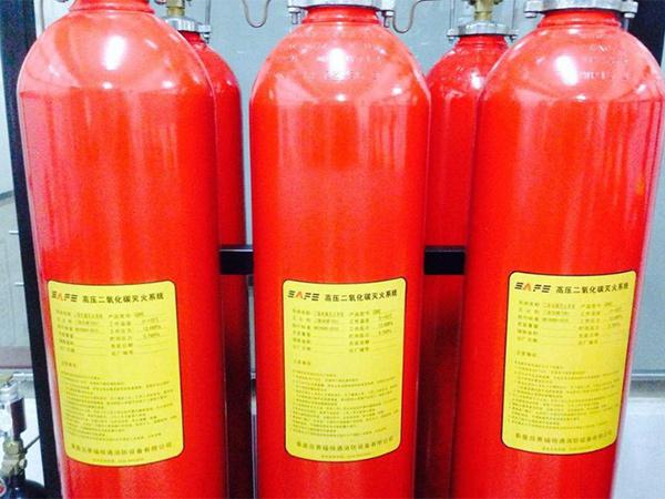 七氟丙烷灭火器日常维修检查