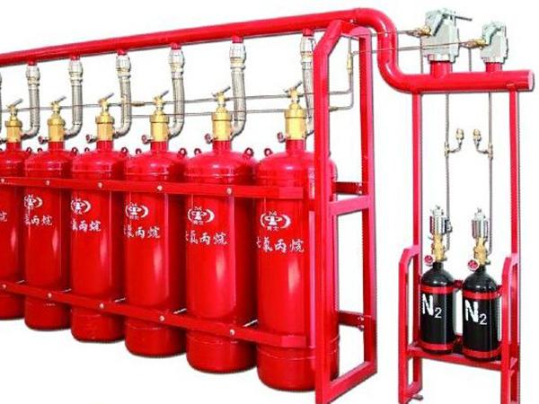 七氟丙烷灭火系统钢瓶使用年限