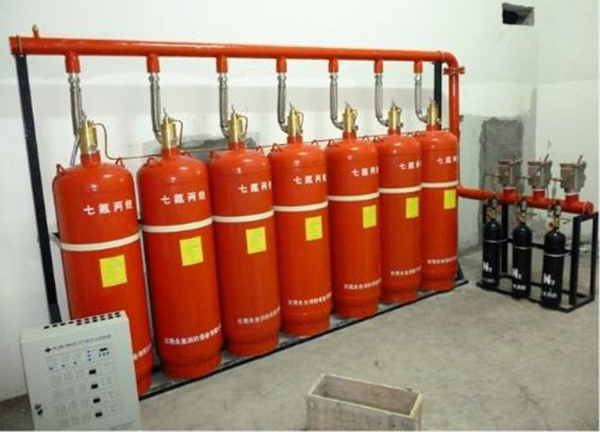 甘肃七氟丙烷灭火设备灭火浓度