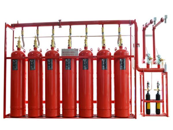 消防七氟丙烷灭火系统安装