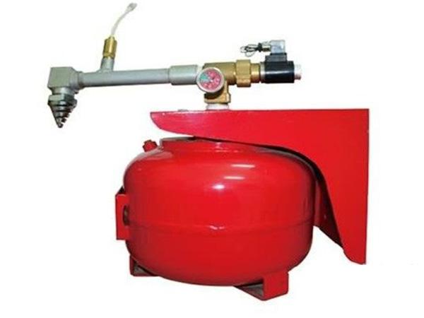 感温型悬挂式七氟丙烷装置介绍