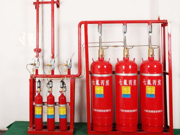 电气设备着火用气体灭火设备