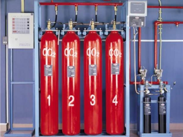 气体灭火设备有哪些?气体灭火设备如何选用?