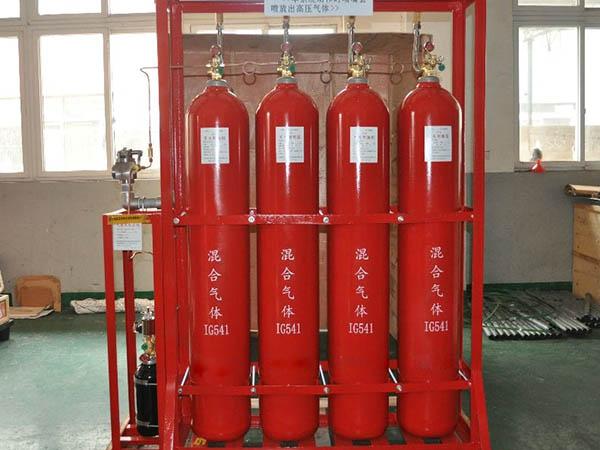 IG-541气体灭火设备