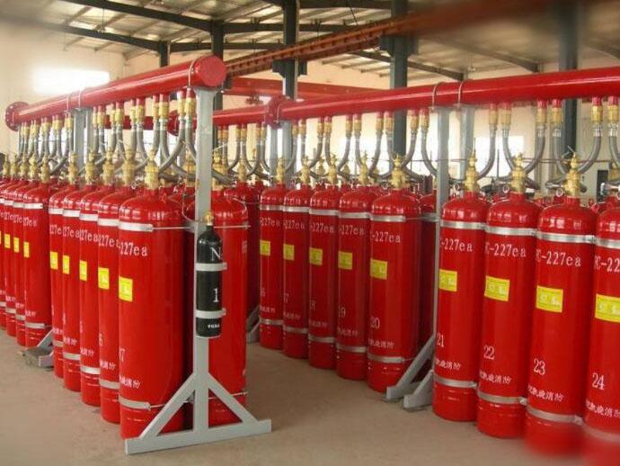 浅谈七氟丙烷灭火系统装置使用注意事项