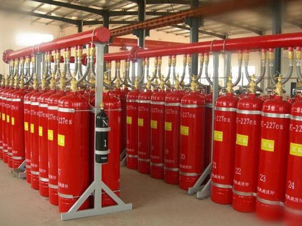 七氟丙烷灭火系统装置
