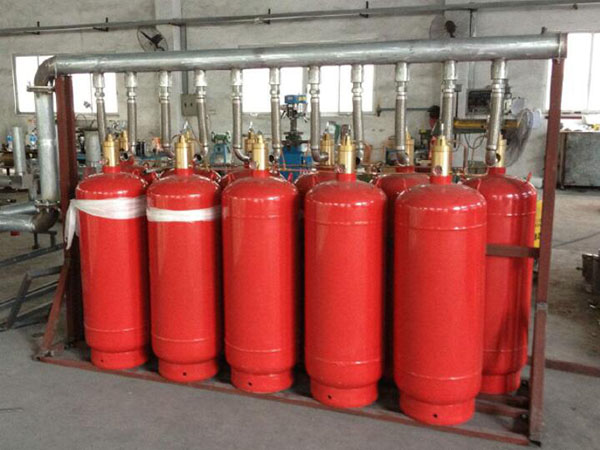 无管网七氟丙烷灭火装置