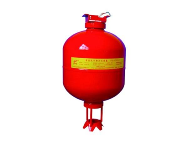 非贮压式超细干粉灭火设备