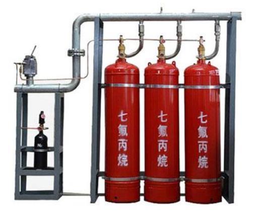 管网七氟丙烷灭火系统优点