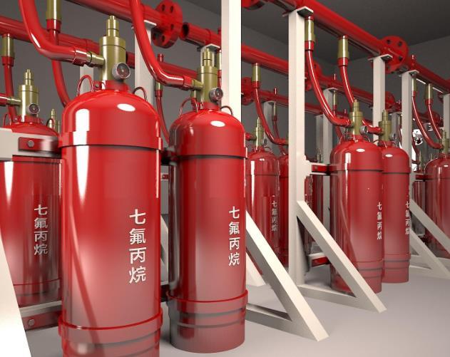 浅谈有管网七氟丙烷与无管网七氟丙烷灭火系统的区别