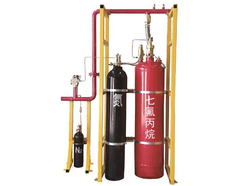 外贮压式七氟丙烷灭火系统