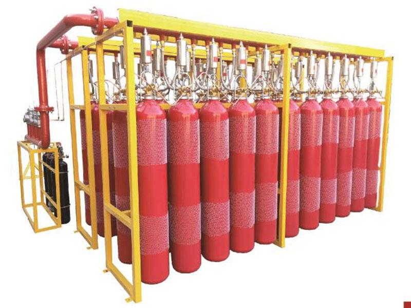 气体灭火系统设计浓度要求