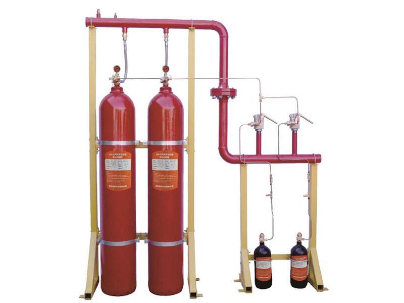 IG541气体灭火设备价格