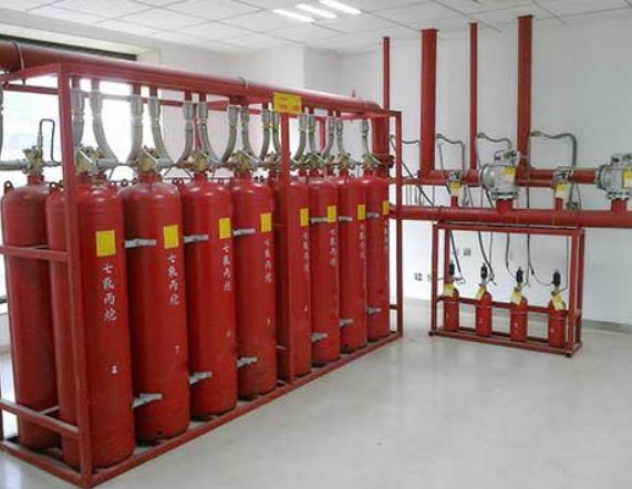 气体灭火设备工程设计