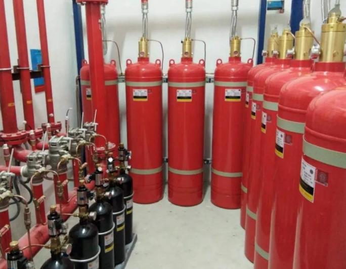 气体灭火系统防护区耐火等级