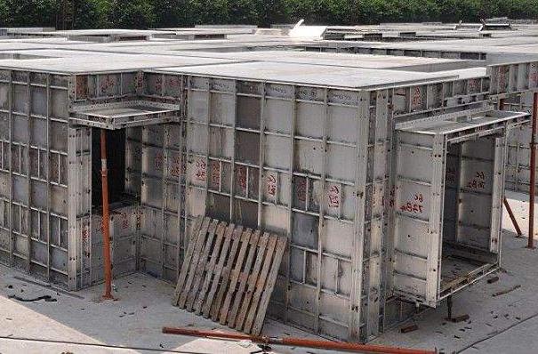 兰州建筑模板展开面积
