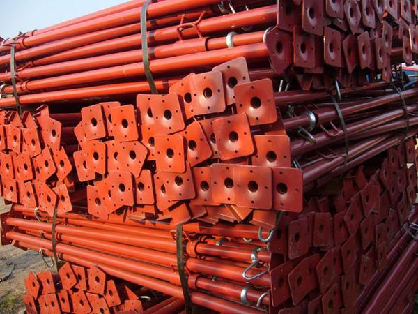 钢支撑施工技术要求