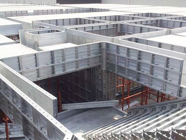 兰州建筑模板分享铝模板的未来发展趋势