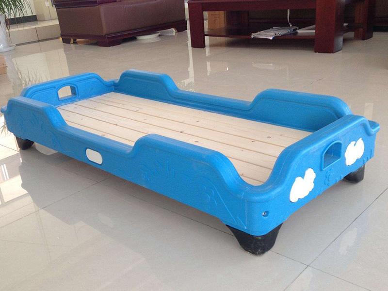 塑料幼儿床