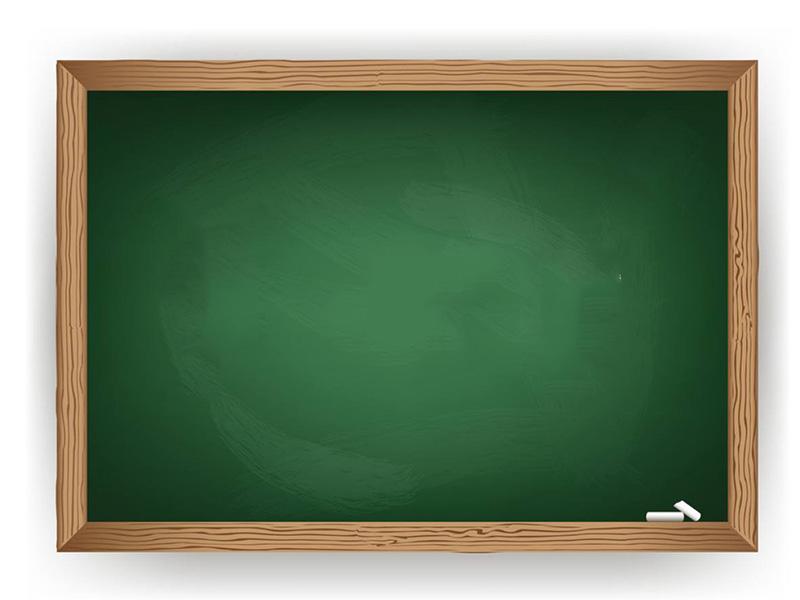 幼儿园黑板