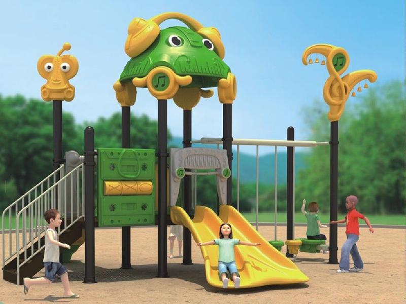兰州户外游乐场设备应该怎么保养