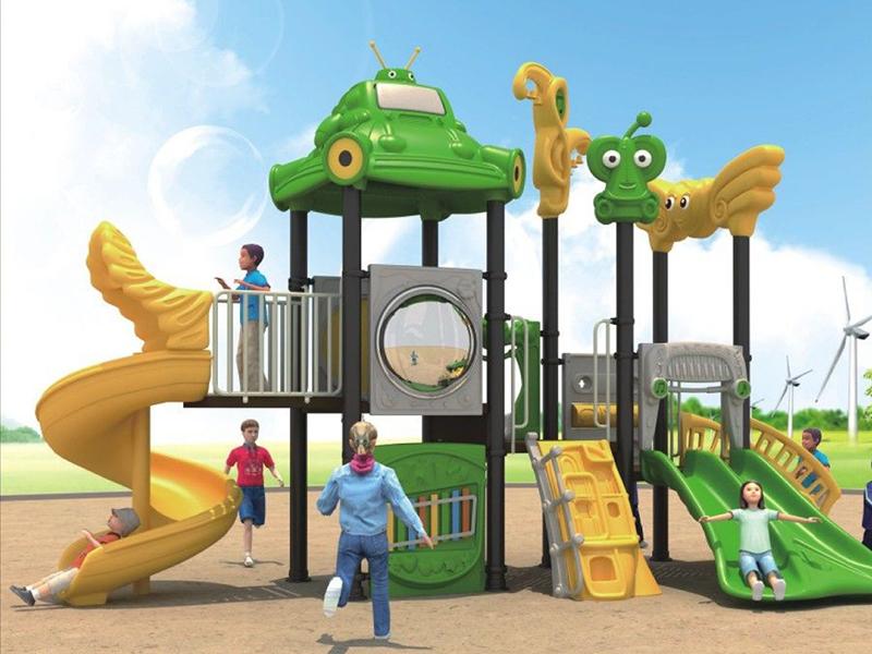 室外儿童游乐设施
