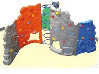 组合塑料攀岩