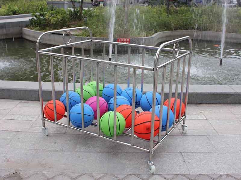 幼儿园室外篮球架价格