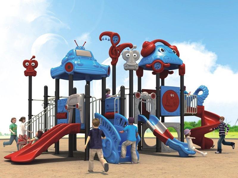 金昌市游乐设施告诉你大型儿童滑梯多少钱