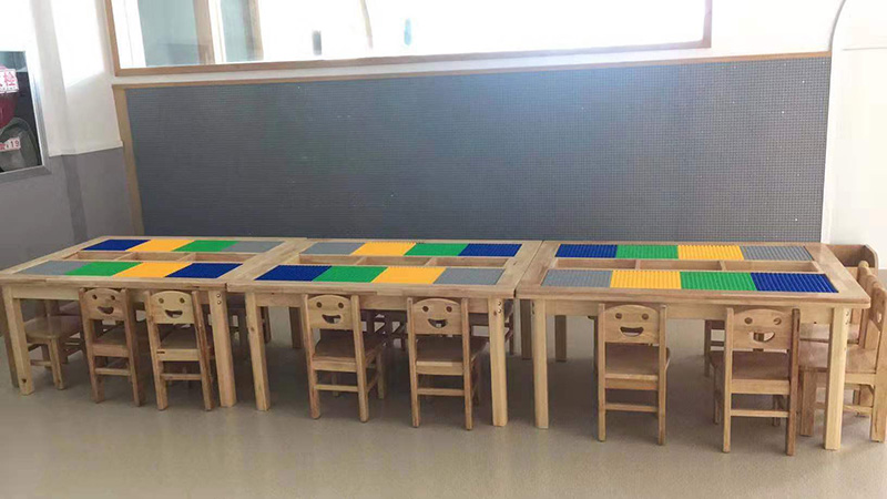 幼兒園桌子