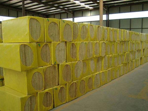 建筑外墙保温用岩棉制品